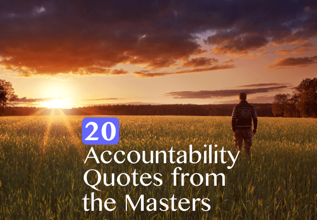 Accountability Quotes Mesmerizing Accountability Quotes