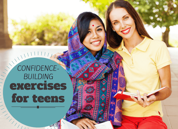Confidence Teens More Than Any 51