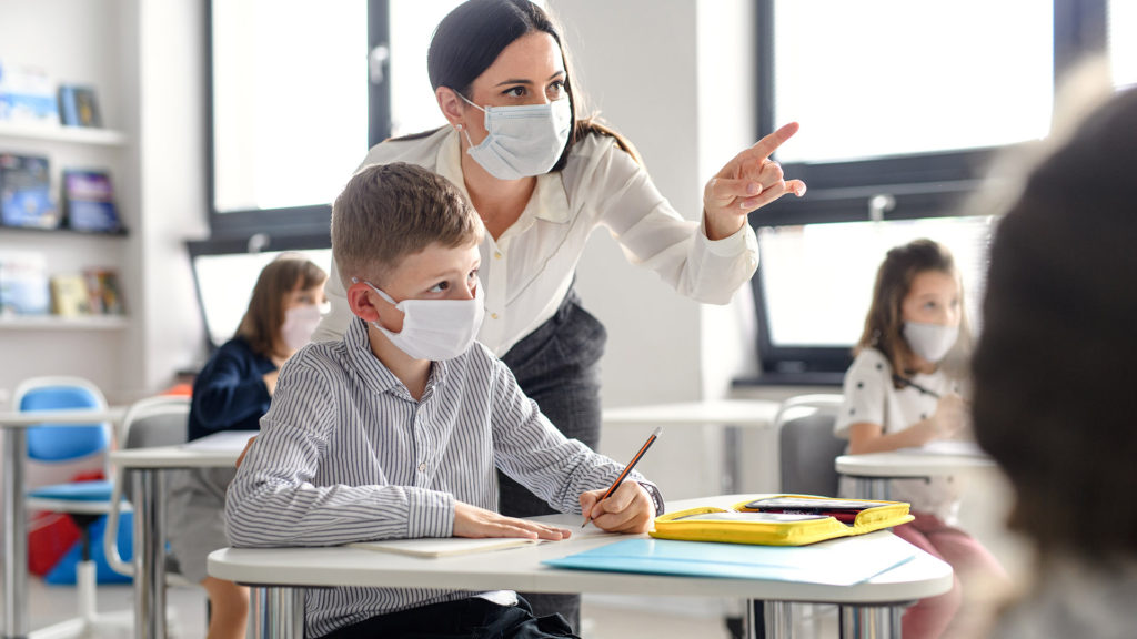 Empowering School Leadership Teams Through the Pandemic